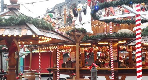 Weihnachtsmarktstandort des Brennereibezirks